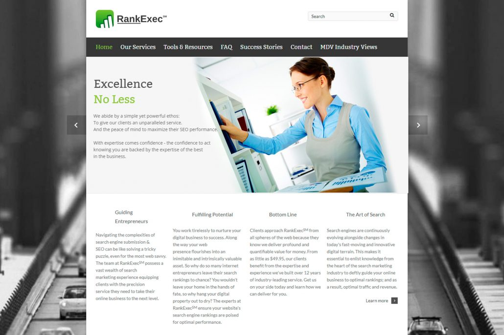 RankExec Website SEO Services