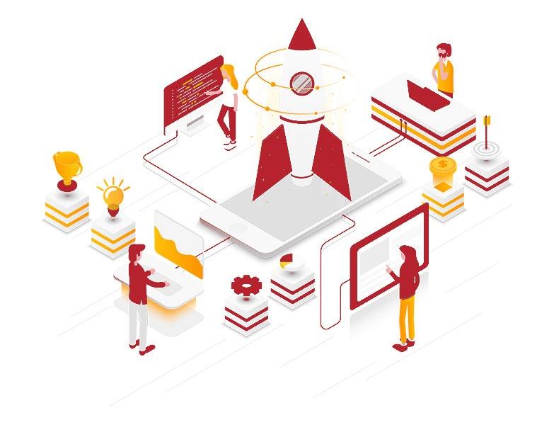 keyword-ranking-analytics-illustration