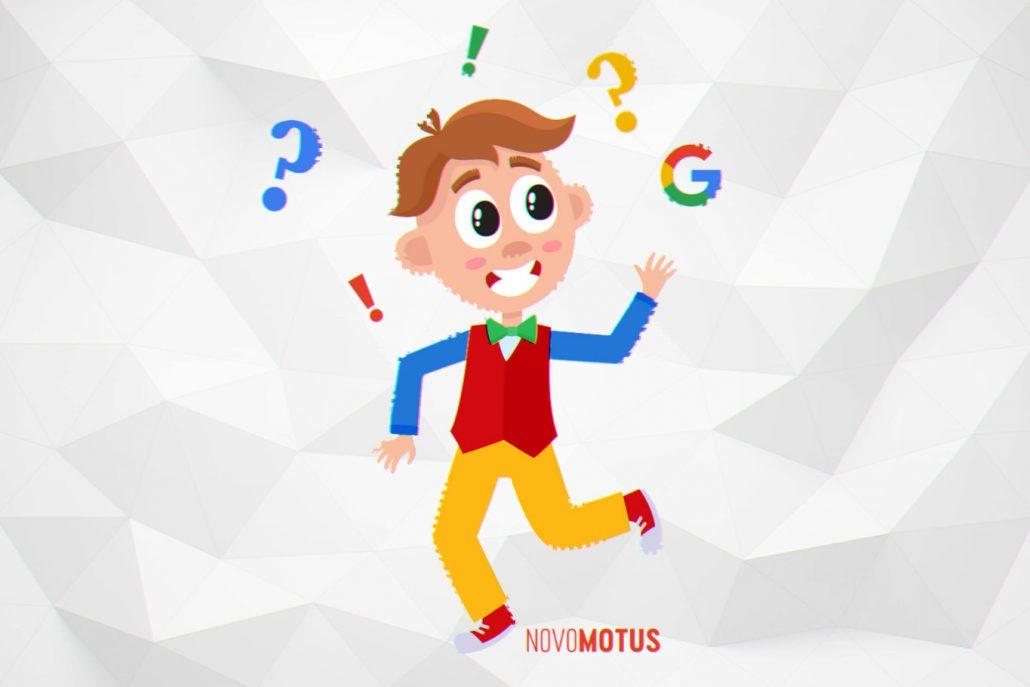 Google Dance Illustration by Novomotus