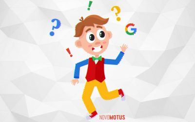 Google Dance Illustration by Novomotus